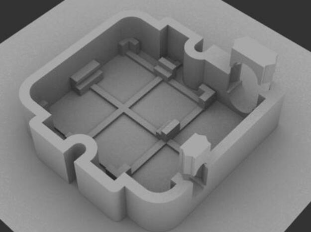 MTiG_USB.v02 3d printed Proper render