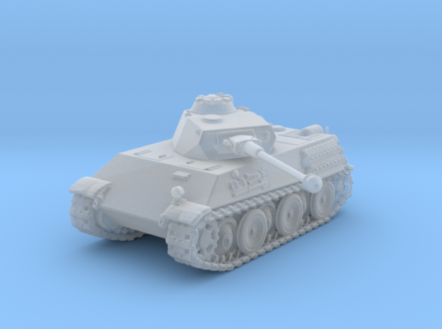 1/285 German VK 28.01 Light Tank in Smoothest Fine Detail Plastic