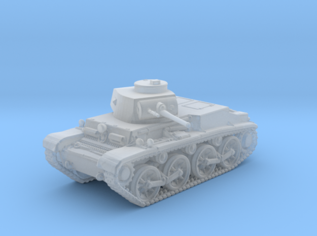 1/285 German Pz.Kpfw. T 15 Experimental Light Tank in Smoothest Fine Detail Plastic