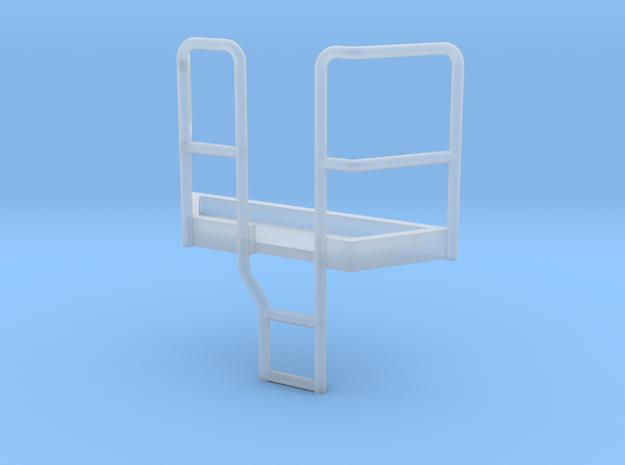 Plattform für Dreiseitenkipper 1:87 in Smooth Fine Detail Plastic