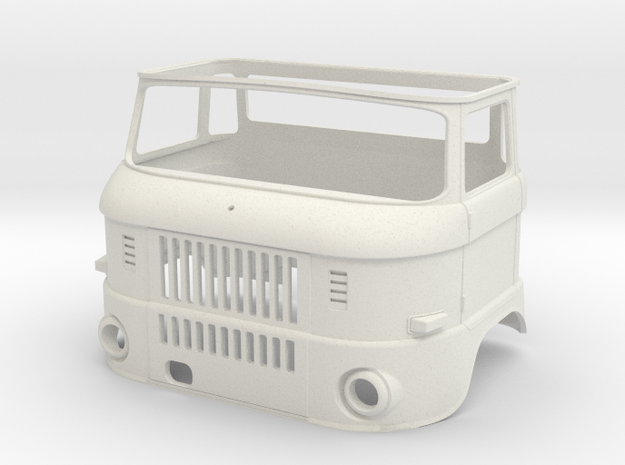 1:10 IFA W50 LA in White Strong & Flexible: 1:10