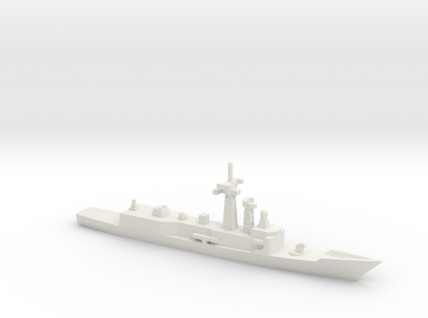 Oliver Hazard Perry-class frigate, 1/2400