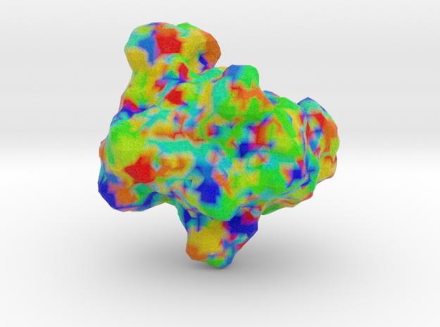 Survival Motor Neuron in Full Color Sandstone