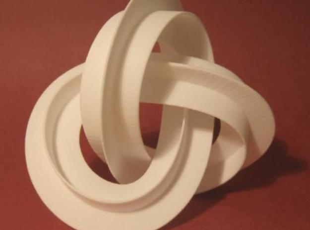 mobius strip 3d printed l2