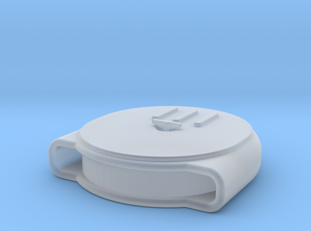 1/24 Scale Air Cleaner 1 Enclosed in Smooth Fine Detail Plastic
