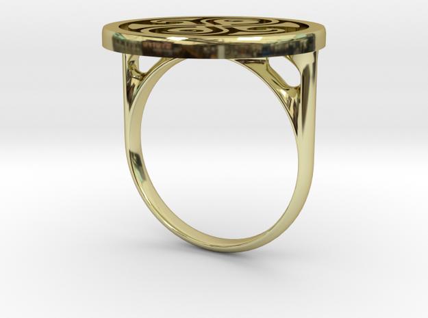 Ring Of Rassilon (US size 6)