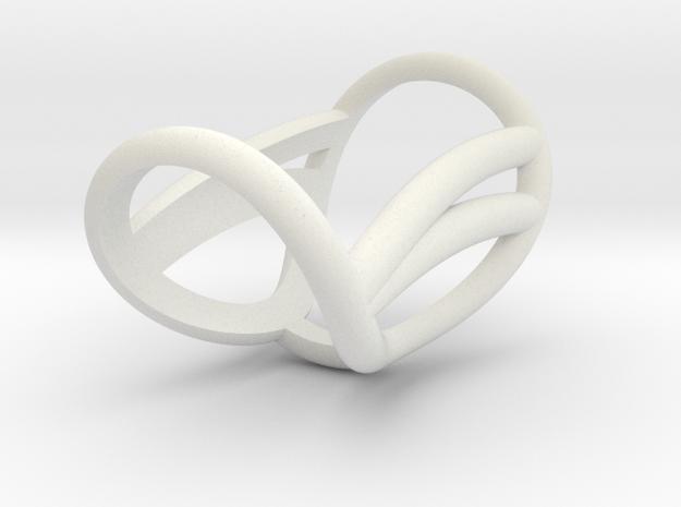 Ring Splint for j_vanmierlo D13D15L28 in White Natural Versatile Plastic