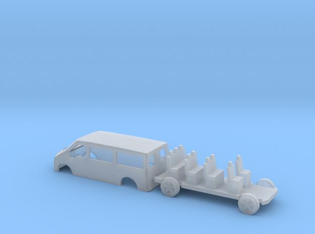 N Gauge Transit Mini Bus