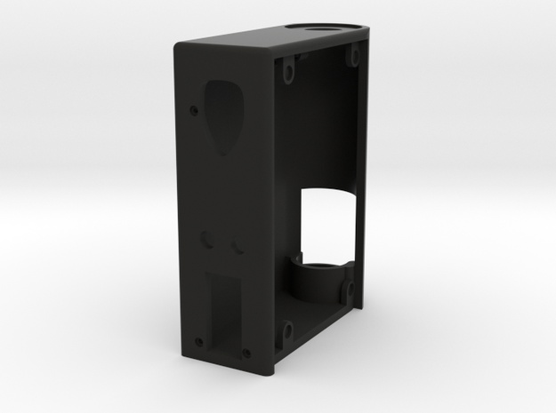 NLPWM SQUONK BOX Enclosures in Black Strong & Flexible