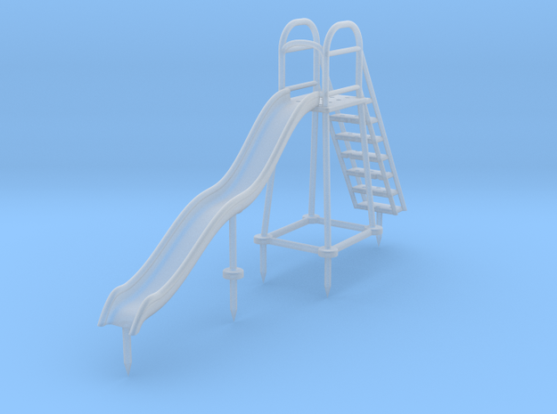 Children's Wave Slide, S Scale (1:64)