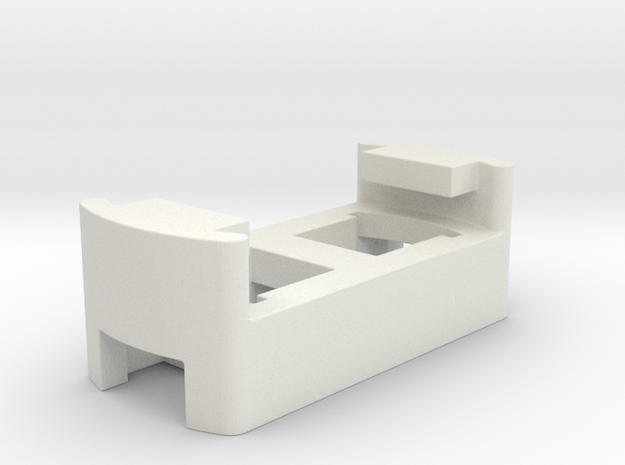 Ikea BEHJALPLIG 128750-B in White Natural Versatile Plastic