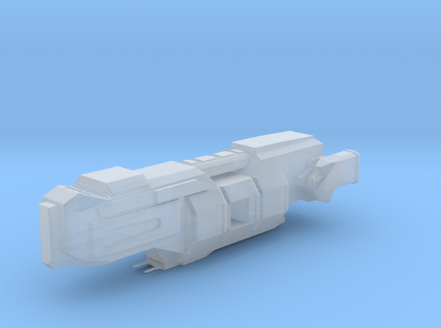 Frigate in Smooth Fine Detail Plastic