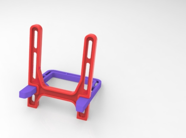 Smart Phone Docking Stand 3d printed Colour combo