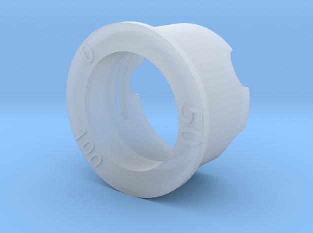 SwedishVaper PotBelly Bezel in Smooth Fine Detail Plastic