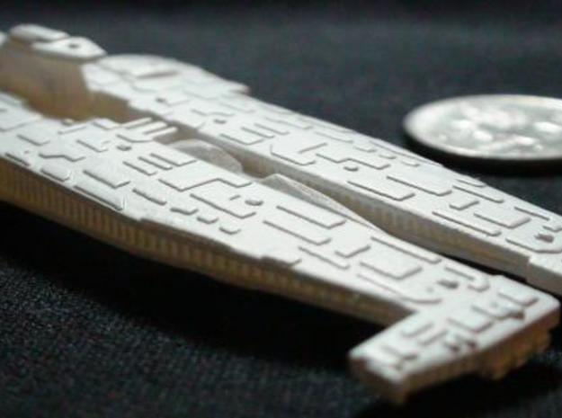 Wedge Super Carrier W/ Crystal Cannon 3d printed Description