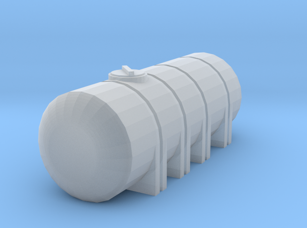 1/64 1005 Gallon Tank in Smooth Fine Detail Plastic