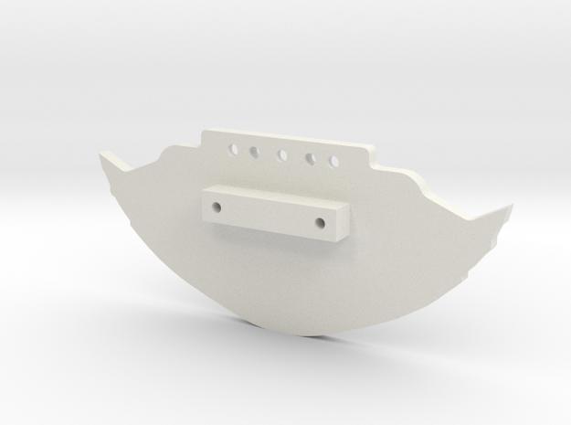 Renfort Mac 12C GT3 in White Natural Versatile Plastic