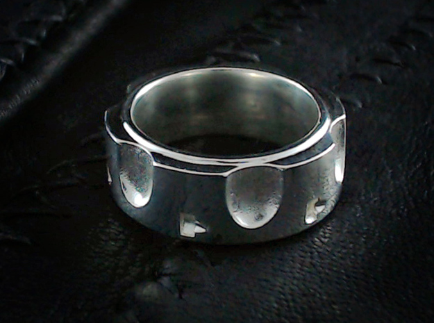 Peacemaker Ring - Size 9 1/2 (19.35 mm)
