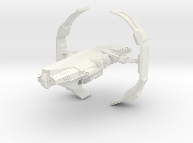 Astro Destroyer in White Strong & Flexible