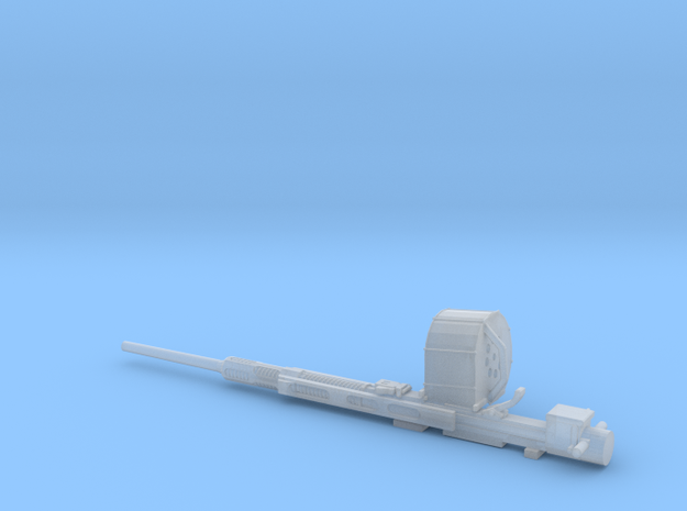 1/56 Oerlikon 20mm cannon in Smooth Fine Detail Plastic