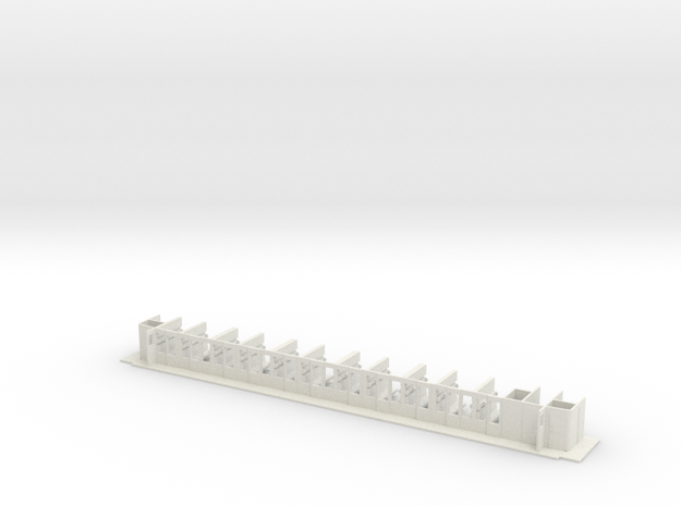 #21B - 51 81 50-40 100 Innenausbau in White Natural Versatile Plastic
