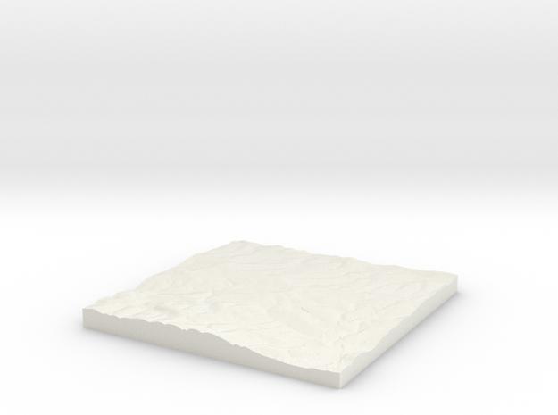 North Winchester W440 S130 E450 N140  South Wonsto in White Natural Versatile Plastic