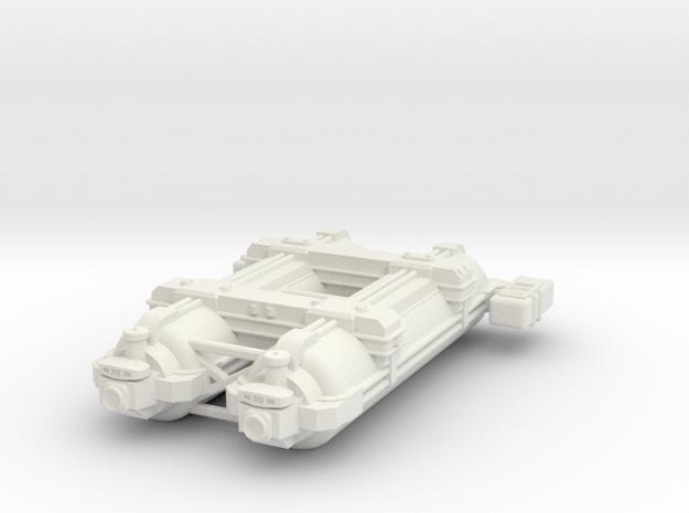 Omni Scale WYN Auxiliary Battlecruiser (AuxBC) SRZ in White Strong & Flexible