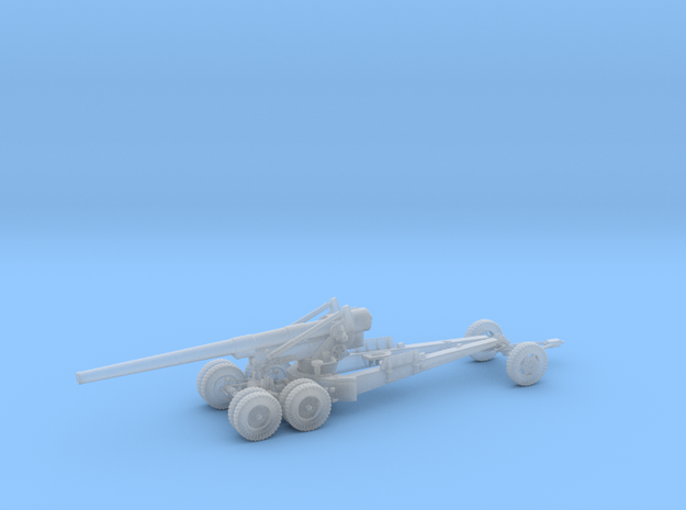 1/160 US 155mm Long Tom Cannon Travel Mode