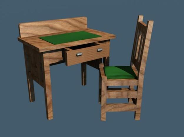 desk set 3d printed Description