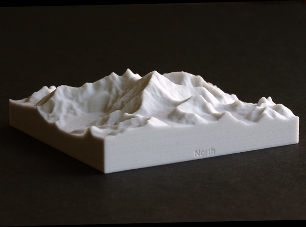 4''/10cm Mt. Everest, China/Tibet, Sandstone