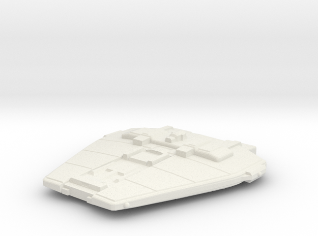 3788 Scale Maesron Frigate (FF) MGL in White Strong & Flexible