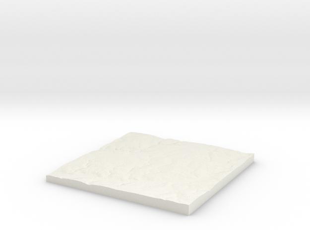Sawbridgeworth W540 S210 E550 N220  in White Strong & Flexible