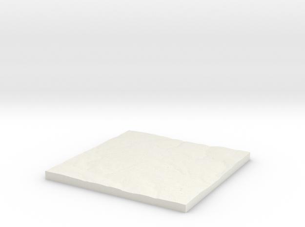 Pleshey W560 S210 E570 N220  in White Strong & Flexible