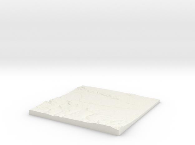 Gravesend W560 S170 E570 N180  in White Strong & Flexible