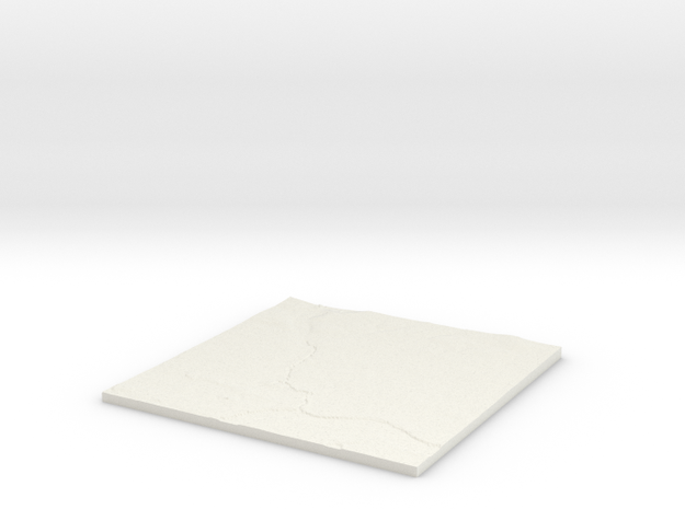 Barking W540 S180 E550 N190  in White Strong & Flexible