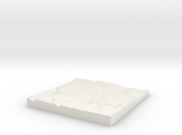 Farnborough W540 S160 E550 N170  in White Strong & Flexible