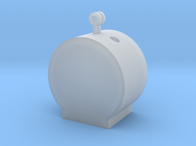 Altglascontainer Trommel 1:120 TT in Smooth Fine Detail Plastic
