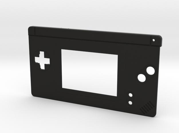 Gameboy Macro Faceplate V2 (for DS Lite)