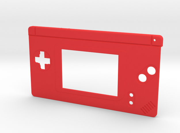 Gameboy Macro Faceplate (for DS Lite) - 2 Buttons