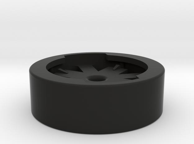 Garmin Double-Sided Socket in Black Strong & Flexible