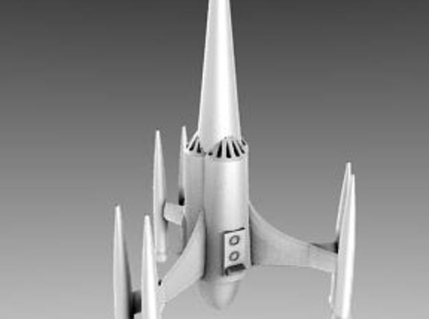 "R-Rocket ""Saturn""-Class Large 3d printed Description"
