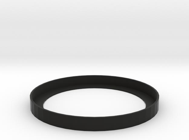 NexStar 6SE Solar Filter Outer Piece in Black Natural Versatile Plastic