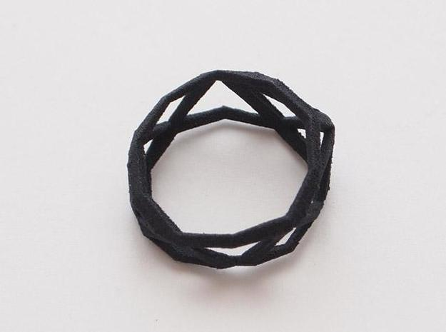 Comion ring small 3d printed Photo2