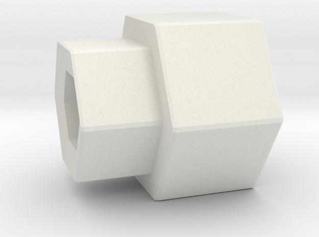 PEN BOTTOM v0.1(beta) in White Strong & Flexible