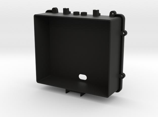 Homelite Mower - Battery Enclosure in Black Natural Versatile Plastic