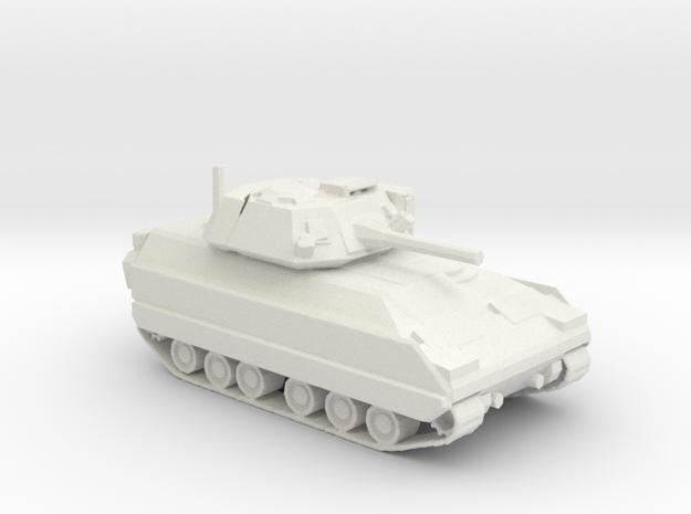 bradley v2 1:220 scale in White Strong & Flexible
