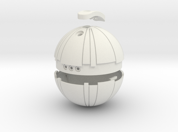 Thermal Detonator Shell part 1 of 2