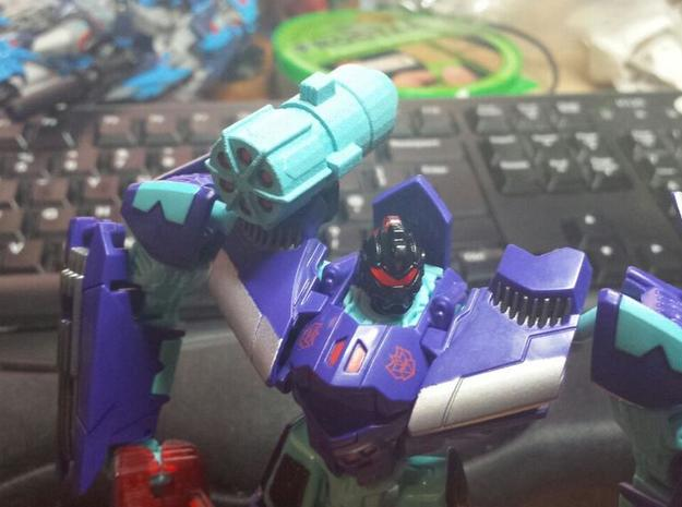 Generations Bomber Illin' Gatling in Smooth Fine Detail Plastic
