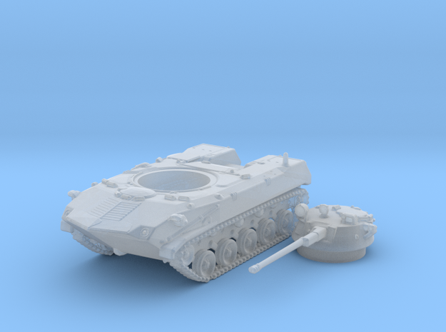 1/120 (TT) Russian BMD-2 Armoured Fighting Vehicle in Smoothest Fine Detail Plastic