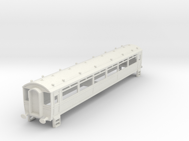 o-76-l-y-steam-railmotor-trailer-coach-1 in White Strong & Flexible